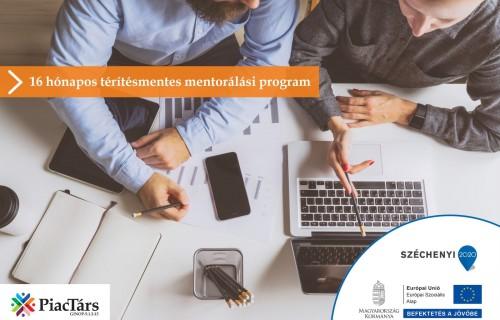 """Meghosszabbítottuk! Május 15-ig lehet jelentkezni a """"Társadalmi vállalkozások mentorálása"""" című pályázati felhívásra!"""