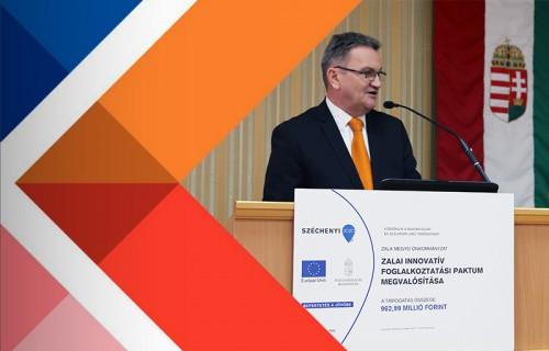Szociális gazdaság konferencia Zalaegerszegen