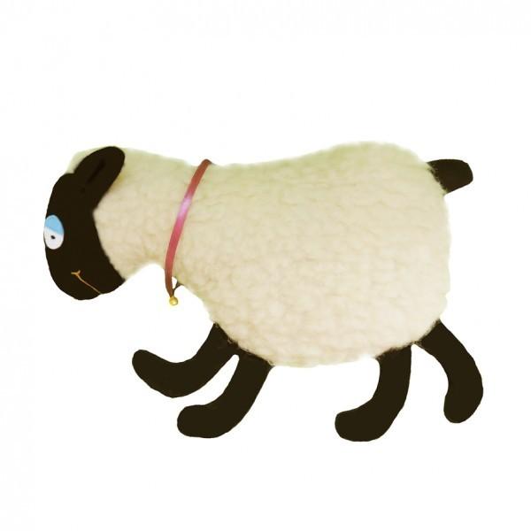Dolly Bari bárányka párna merinói gyapjúból