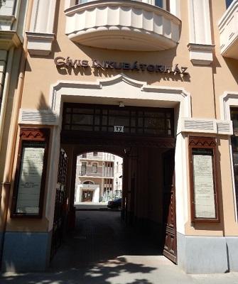Észak-Alföldi Ügyfélszolgálati Iroda Cím: 4024 Debrecen, Piac utca 77. II./10-11.